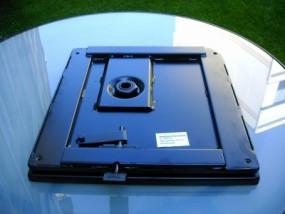 Flachkonsole MB Sprinter und NCV 3 für die Fahrerseite
